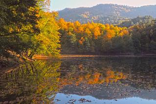 Yedigöller ( Seven Lakes)