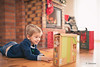 The best in Christmas (dziurek) Tags: d750 nikon dziurek dziurman pdziurman fx christmas fireplace gift lie floor present happy happiness smile child childhood boy kid day morning natural light 35 mm sigma art