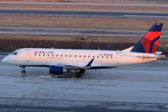 Delta Connection ERJ-170LR N880RW at KCMH (Lunken Spotter) Tags: columbus ohio oh centralohio franklincounty airport airports airplane airplanes plane planes jet jets airline airlines airliner airliners airtravel aviationphotography planespotting flugzeug vliegtug avion aviao travel transport transportation airtransport airtransportation passenger airfield airfields winter wintertime cold frosty frozen frigid freeze freezing embraer e170 170 embraer170 embraer170lr embraererj170lr erj170lr erj170100lr n880rw deltaconnection republicairlines rpa brickyard ramp ramps taxiing taxi