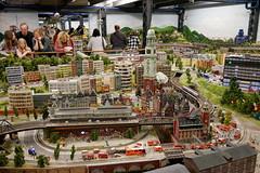 P1430170 (Lumixfan68) Tags: hamburg miniatur wunderland michel st michaelis kirche modellbahn modellbau