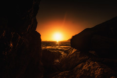 Sunset in Rio 2 (Mike Wyner) Tags: sunset rio riodejaneiro frame