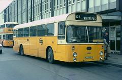 986. NCU 856J: Tyne & Wear PTE (chucklebuster) Tags: ncu856j tyne wear tyneside pte south shields daimler fleetline marshall darlington transport