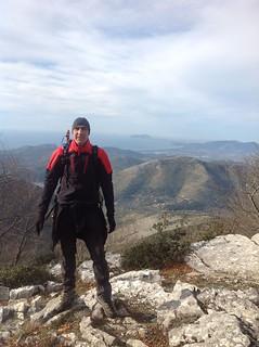 7/1/18 - Monte Ruazzo (1314 m), Maranola (Formia, LT), Parco Naturale dei Monti Aurunci