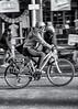 The only way to travel (David Feuerhelm) Tags: monochrome blackandwhite bw schwarzundweiss noiretblanc contrast street city cyclist bicycle wheels cambridge england movement nikon d750 nikkor70200mmf28