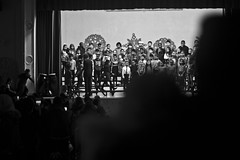 IMG_5318 (Brother Christopher) Tags: youth child school family love brotherchris performance bnw blackandwhite monochrome nyc thebronx creative art arts dance sing holidays season winter wintertime goodmorning portrait exlore inexplore