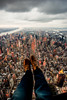 Empire State Building (Terry Moran Photography) Tags: new york city ny nyc big apple nikon d810 nikkor usa flynyon empire state building shoe selfie manhattan helicopter birds eye view sky skyline landscape cityscape structures