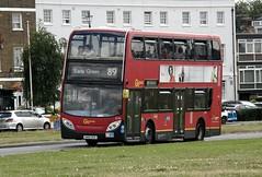 E133 - SN60 BZE. (wagn1) Tags: dennistrident2 enviro400bodywork londoncentral goahead londontransport londonbuses transportforlondon buses blackheath london
