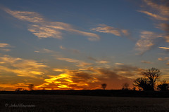 Yesterday's Sunset (John H Bowman) Tags: virginia jamescitycounty sunsets afterglow greatskies silhouettes baretrees winter december2017 december 2017 canon24704l explore