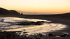 calm sunset (hjuengst) Tags: robberg naturereserve beach golden goldenlight goldenhour southafrica calm sunset silence