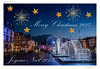 Noël   Christmas (BerColly) Tags: france auvergne puydedome clermontfd jaude noel christma illuminations nuit night bercolly google flickr