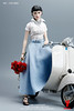 VERYCOOL TOYS VCF-2032 Goddess In My Heart (Audrey Hepburn) - 12 (Lord Dragon 龍王爺) Tags: 16scale 12inscale onesixthscale actionfigure doll hot toys verycool female
