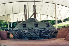 USS CAIRO Museum- Vicksburg National Military Park- Warren County MS  (2) (kevystew) Tags: mississippi warrencounty vicksburg us61 us80 usscairo nationalregister nationalregisterofhistoricplaces nationalmilitarypark