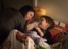 Good Night (vitorgarbim) Tags: mother motherhood motherandson night time milk bottle smile boy childhood children childrenphotographer childrenphotography parenthood parenting sleep