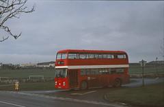 Trent 582 Harpur Hill (Guy Arab UF) Tags: trent 582 lrb582w 1981 leyland atlantean an68c1r ecw bus harpur hill buxton derbyshire nbc buses