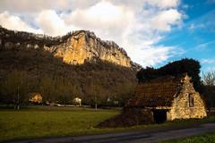 Roc de Monge (dprezat) Tags: saintsozy roc monge landscape midipyrénées quercy sudouest lot 46 departementdulot france village nikond800 nikon d800 occitanie occitania