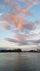 Main-Rhine-Confluence (grinnin1110) Tags: de deutschland europe germany landeshauptstadt mainriver mainrhineconfluence mainz rheinlandpfalz rhineriver rhinelandpalatinate outdoor sunsetcolors