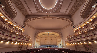 Carnegie Hall - New York