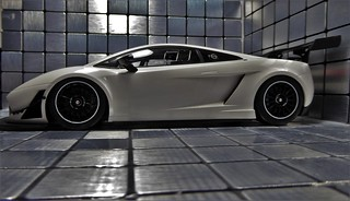 Lamborghini Gallardo LP600+