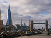 """The Shard and Tower Bridge (Tom Stirling) Tags: london thames river skyscrapers bridges """"towerbridge"""" theshard"""