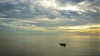 Belaseshe (At the end of the Day) (pritam.nandy) Tags: beach seabeach sea water sky horizon dynamic boat boatman bangladesh chittagong mobile photography photo photographer day end sun sunset blue oneplus iphoneography beautiful