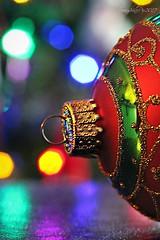 118-2 (SunshinePix) Tags: christmas ornament macro bokeh