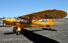VH-YUP pa18150 evans 6 1 18 (foxbat5333) Tags: aircraft aeroplanes aviation airshow aeroplane evans head murwillumbah ballina airport
