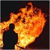 Fun On Bonfire Night (Lynchey) Tags: bonfire fire silhouette guyfawkes
