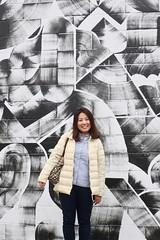 146 East 3rd Avenue (Mariko Ishikawa) Tags: canada britishcolumbia vancouver mountpleasant mural art publicart streetart