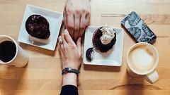 09.11.2017 (Fregoli Cotard) Tags: cupcake sweets muffins chocolatecupcakes chococupcakes chocomuffins chocolatemuffins dessert yum latte cafelatte lattemachiatto birthday birthdaygirl holdinghands hands yourhandinmine myhandinhis fiance engagementring chocolatelove couple dailyjournal dailyphotography dailyproject dailyphoto dailyphotograph dailychallenge everyday everydayphoto everydayphotography everydayjournal aphotoeveryday 365everyday 365daily 365 365dailyproject 365dailyphoto 365dailyphotography 365project 365photoproject 365photography 365photos 365photochallenge 365challenge photodiary photojournal photographicaljournal visualjournal visualdiary 313365 313of365 oreo