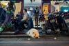 DSCF8149 (aaroncaley) Tags: vietnam hanoi animal dog
