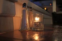 Focus on the Candle (JB by the Sea) Tags: sonoma sonomacounty california winecountry sonomavalley november2017 sonomaplaza restaurant