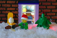 IMGP8782 (filipposartoris) Tags: babbo christmas merry fisch neve orso albero brick blocks lego natale ice snow santa claus north pole xmas