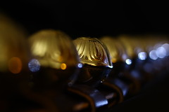 Jingle Bells (jonaskey) Tags: bells closup bokeh shine sparkle magical holiday festive infinity