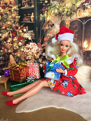 Holiday Dreams Barbie doll (alenamorimo) Tags: barbie barbiedoll barbiecollector holidays