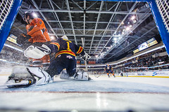 "Kansas City Mavericks vs. Colorado Eagles, December 16, 2017, Silverstein Eye Centers Arena, Independence, Missouri.  Photo: © John Howe / Howe Creative Photography, all rights reserved 2017. • <a style=""font-size:0.8em;"" href=""http://www.flickr.com/photos/134016632@N02/38428219074/"" target=""_blank"">View on Flickr</a>"