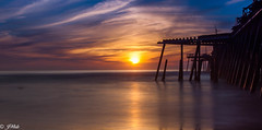 Sunset Pismo Beach (jw7113) Tags: neutral density 10 stop