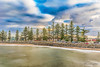 Brighton Beach (Theresa Hall (teniche)) Tags: adelaide australia brighton brightonbeach brightonbeachjetty canberra nikond750 russellcharters southaustralia teniche theresa theresahall beach cloud clouds cloudy jetty morning ocean sea seascape seaside spring springtime water