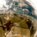 B-29A right hand gunner's dome from outside Fifi 95-14-27 thumbnail