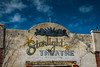 Starlight Theater (stone turtle images) Tags: starlight theater star light terlingua texas old west