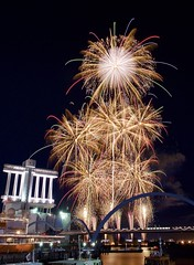 ISOGAI花火劇場 2016 Isogai Fireworks Theater in Nagoya 2016 (ELCAN KE-7A) Tags: 日本 japan 名古屋 nagoya 港 port 花火 fireworks 磯谷 isogai 煙火 クリスマス christmas イヴ eve ペンタックス pentax k5ⅱs 2016