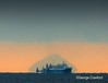 Arran Ferry Ailsa Craig (g crawford) Tags: crawford ayrshirenorthayrshire westkilbride seamill ailsacraig ferry arranferry mirage
