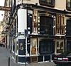 2017 Paris: Lapérouse #1 (dominotic) Tags: 2017 lapérouse restaurant history parisianrestaurant architecture iphone6 blue gold paris france