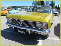 Opel Admiral B, 1972 (v8dub) Tags: opel admiral b 1972 schweiz suisse switzerland langenthal german gm pkw voiture car wagen worldcars auto automobile automotive youngtimer old oldtimer oldcar klassik classic collector