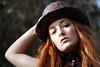 Stephanie 011 (threejumps) Tags: stephanie pretty beauty dreads redhead model location steampunk piercing
