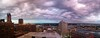PANO_20170719_210540 (Marianna Gabrielyan) Tags: minnesota saint paul downtown sky clouds color mississippi water building cityscape panorama storm river stpaul