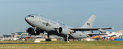 15004 Royal Canadian Air Force Airbus CC-150T Polaris (A310-304 MRTT) (Niall McCormick) Tags: dublin airport eidw aircraft airliner dub airplane plane 15004 royal canadian air force airbus cc150t polaris a310304 mrtt rcaf tanker refuel