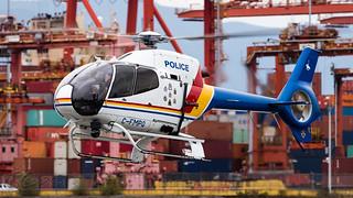 C-FMPQ - RCMP Air Service - Eurocopter EC120B Colibri