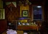 Maison Clair-Obscur (Hélène Lili) Tags: urbex urban exploration urbaine maison house clair obscur dark light lost places be ue decay explorer teamlili doraurbex canon 100d abandon abandoned bw nb couleurs colors