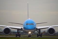"""Lavendel / Lavender"" KLM Royal Dutch Airlines PH-BHI Boeing 787-9 Dreamliner cn/38755-477 ""HI-008"" @ Aalsmeerbaan EHAM / AMS 03-11-2017 (Nabil Molinari Photography) Tags: lavendellavender klm royal dutch airlines phbhi boeing 7879 dreamliner cn38755477 hi008 aalsmeerbaan eham ams 03112017"