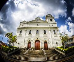 Piedade Sp (Christian Cardoso.) Tags: fisheye 8mm hdr landscape church sky interior brasil sigma lens